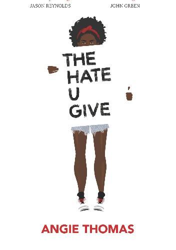 Okładka książki The Hate U Give