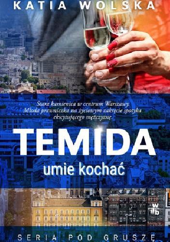 Okładka książki Temida umie kochać