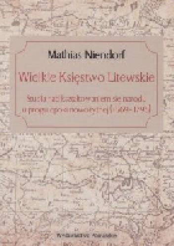 Okładka książki Wielkie Księstwo Litewskie