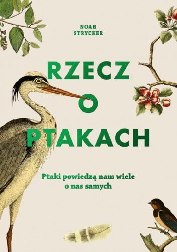 Okładka książki Rzecz o ptakach
