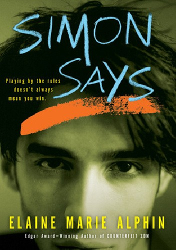 Okładka książki Simon Says