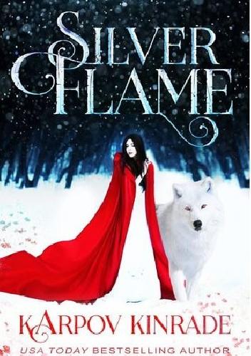 Okładka książki Vampire Girl 3: Silver Flame