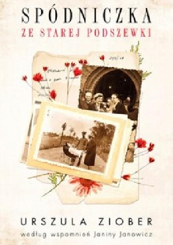 Okładka książki Spódniczka ze starej podszewki