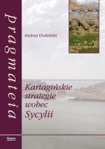 Okładka książki Kartagińskie strategie wobec Sycylii