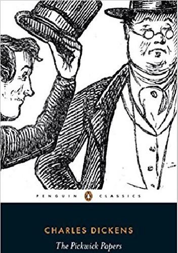 Okładka książki The Pickwick Papers