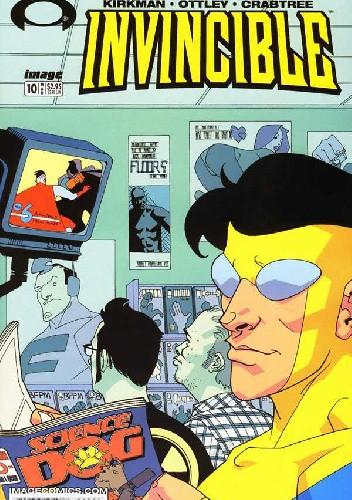 Okładka książki Invincible #10
