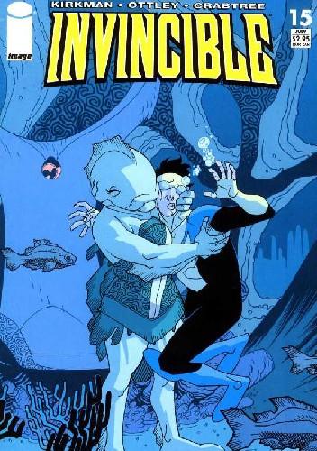 Okładka książki Invincible #15