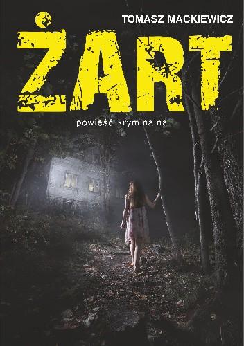 Okładka książki Żart