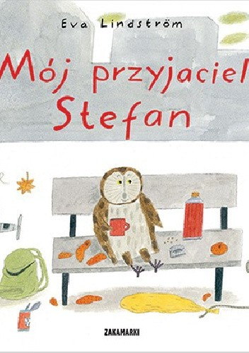 Okładka książki Mój przyjaciel Stefan