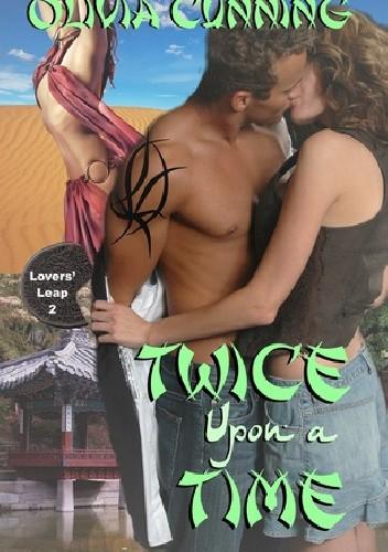 Okładka książki Twice Upon a Time