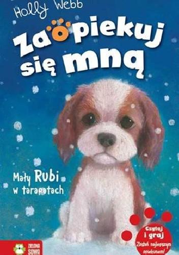 Okładka książki Mały Rubi w tarapatach