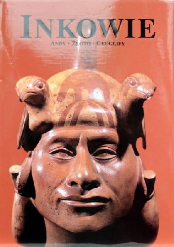 Okładka książki INKOWIE Andy - złoto - geoglify