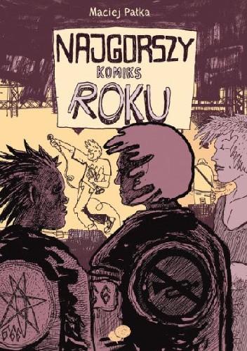 Okładka książki Najgorszy Komiks Roku
