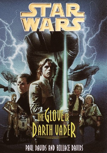 Okładka książki The Glove of Darth Vader