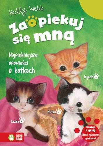Okładka książki Najpiękniejsze opowieści o kotkach