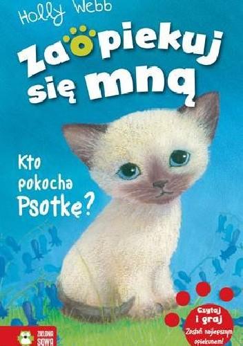 Okładka książki Kto pokocha Psotkę?