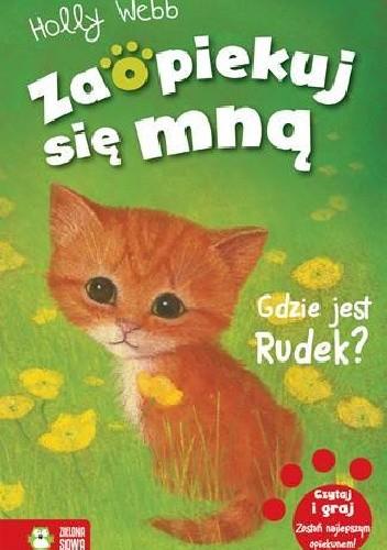 Okładka książki Gdzie jest Rudek?
