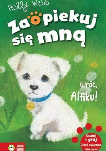 Okładka książki Wróć, Alfiku!