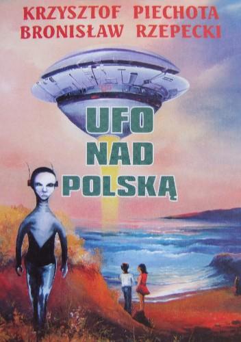Okładka książki UFO nad Polską