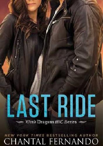 Okładka książki Last Ride