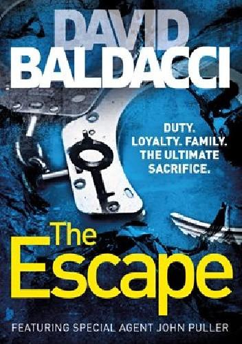 Okładka książki The Escape