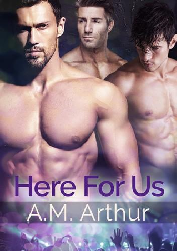 Okładka książki Here for Us
