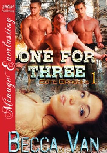 Okładka książki One for Three