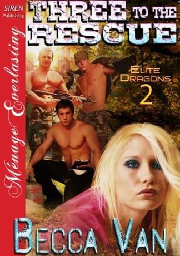 Okładka książki Three to the Rescue
