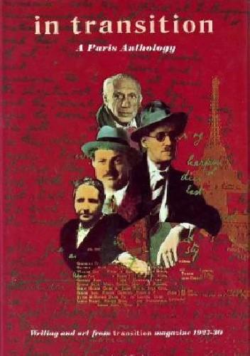 Okładka książki In Transition: A Paris Anthology