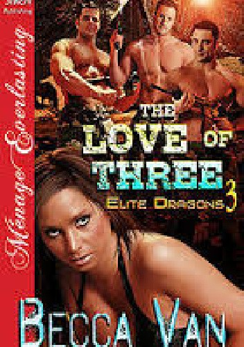 Okładka książki The Love of Three