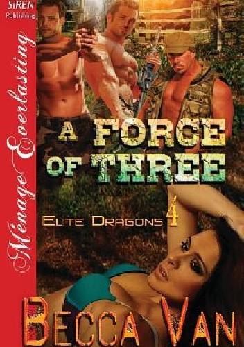 Okładka książki A Force of Three