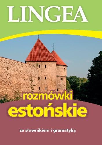 Okładka książki Rozmówki estońskie ze słownikiem i gramatyką