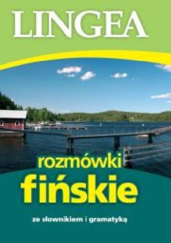 Okładka książki Rozmówki fińskie ze słownikiem i gramatyką