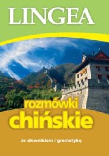 Okładka książki Rozmówki chińskie ze słownikiem i gramatyką