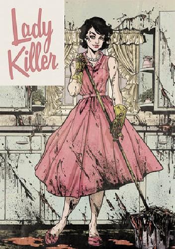Okładka książki Lady Killer