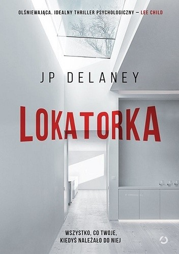 Okładka książki Lokatorka