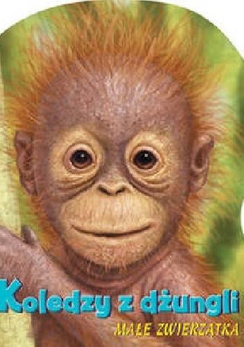 Okładka książki Koledzy z dżungli