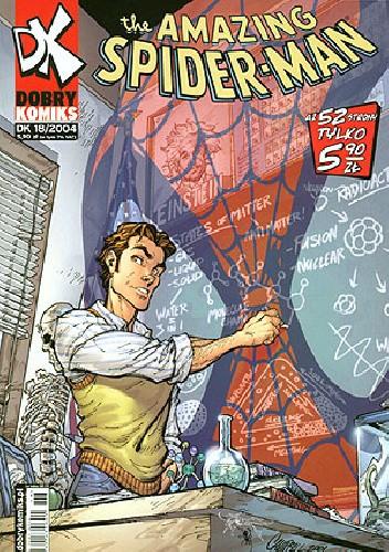 Okładka książki Dobry Komiks 18/2004: The Amazing Spider-Man 1