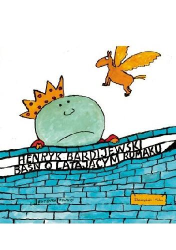 Okładka książki Baśń o latającym rumaku