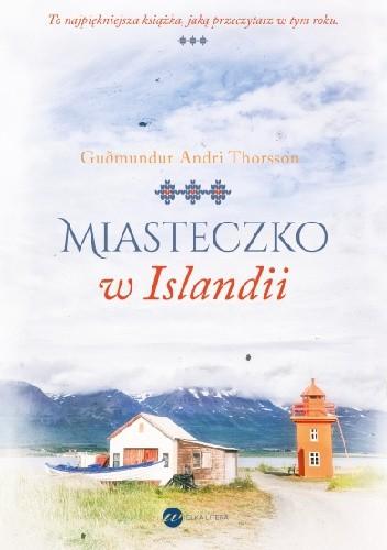 Okładka książki Miasteczko w Islandii
