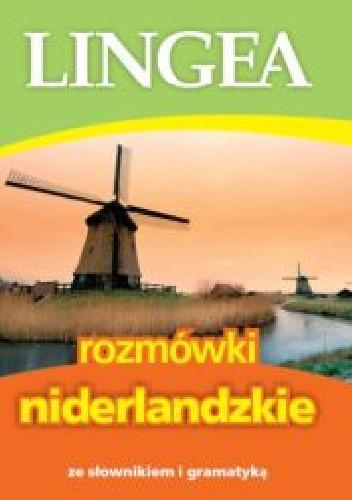 Okładka książki Rozmówki niderlandzkie ze słownikiem i gramatyką