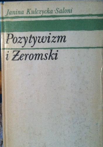 Okładka książki Pozytywizm i Żeromski