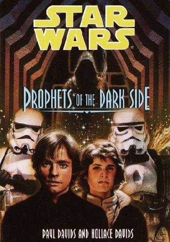 Okładka książki Prophets of the Dark Side