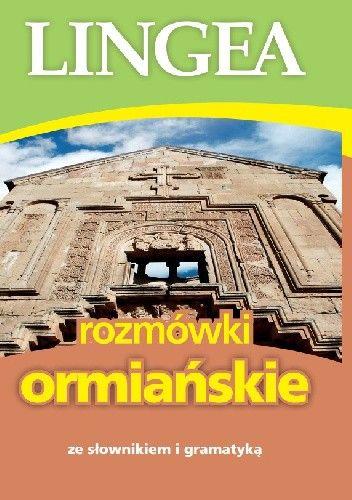 Okładka książki Rozmówki ormiańskie ze słownikiem i gramatyką