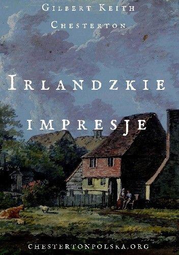 Okładka książki Irlandzkie Impresje