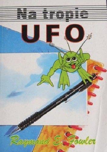 Okładka książki Na tropie UFO