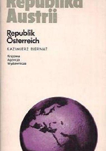 Okładka książki Republika Austrii