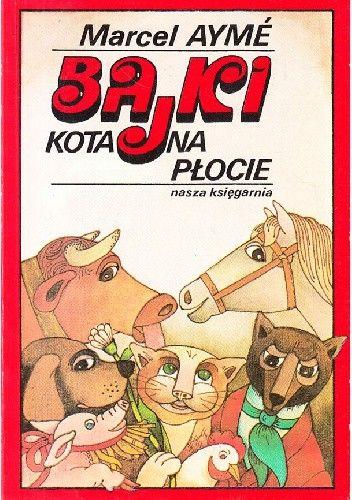Okładka książki Bajki kota na płocie