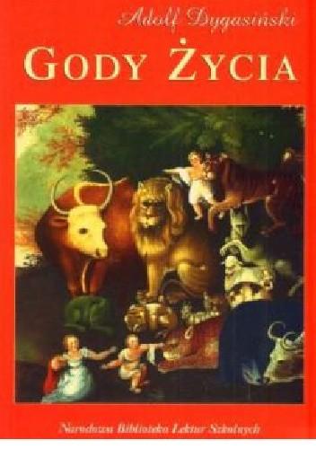 Okładka książki Gody życia