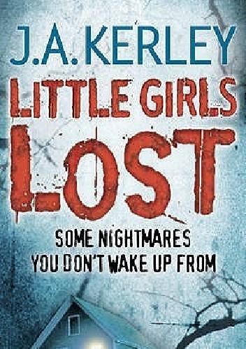 Okładka książki Little Girls Lost